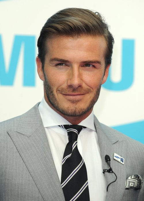 David Beckham Voted As All Time Football GodDavid Beckham